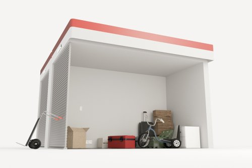 Storage Unit for Home Belongings